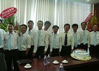 Kỷ niệm 5 năm thành lập công ty cổ phần bất động sản Exim