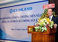 Đại hội cổ đông công ty CP bất động sản Exim