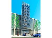 Khởi công xây dựng cao ốc văn phòng Eximland